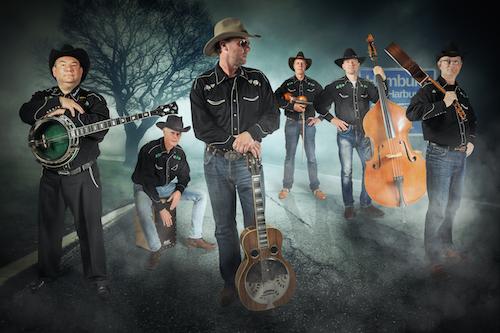 Celtic Cowboys Bands u Projekte
